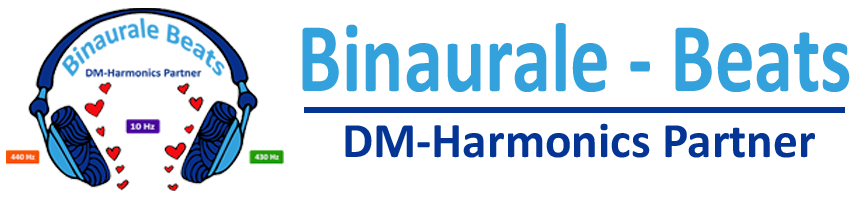 Binaurale-Beats - DM-Harmonics Partner