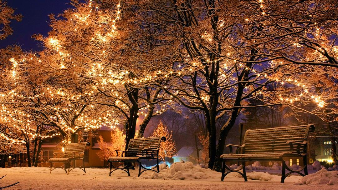Weihnachtliche Prägungen