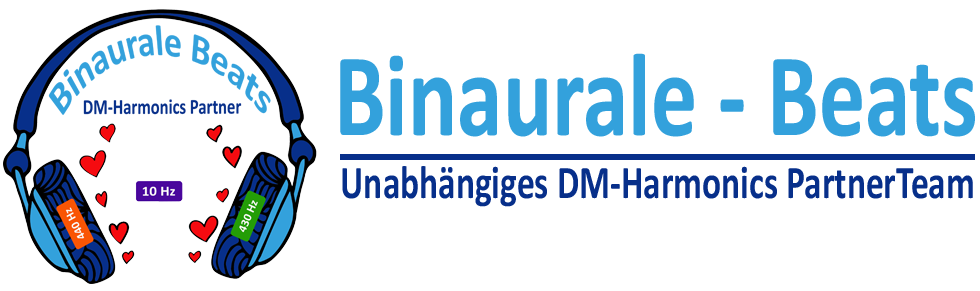 Binaurale-Beats - DM-Harmonics PartnerTeam