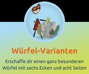 Würfel-Varianten